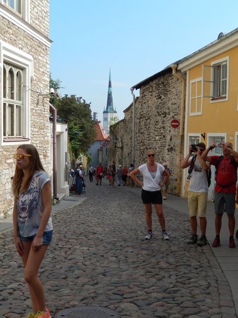 路地小路Tallinn03 Estonia