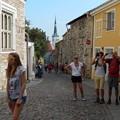 写真: 路地小路Tallinn03 Estonia
