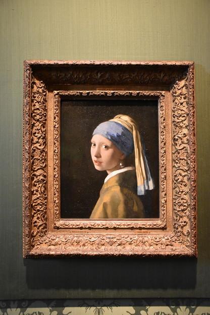 MyFavoritesオランダ ハーグ マウリッツハウス美術館