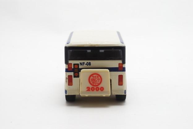 チョロQ_名古屋市営ノンステップバス_004