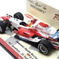 Minichamps _Panasonic Toyota Racing Showcar Fuji Speedway, 30 September 2007 Ralf SCHUMACHER_005