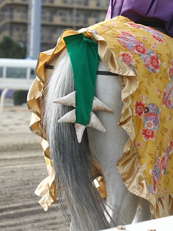 川崎競馬の誘導馬01月開催 龍Ver-09