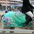 写真: 川崎競馬の誘導馬04月開催 桜Verその2-120409-16-large