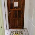 Photos: ルナコンベントホテルの部屋の入り口