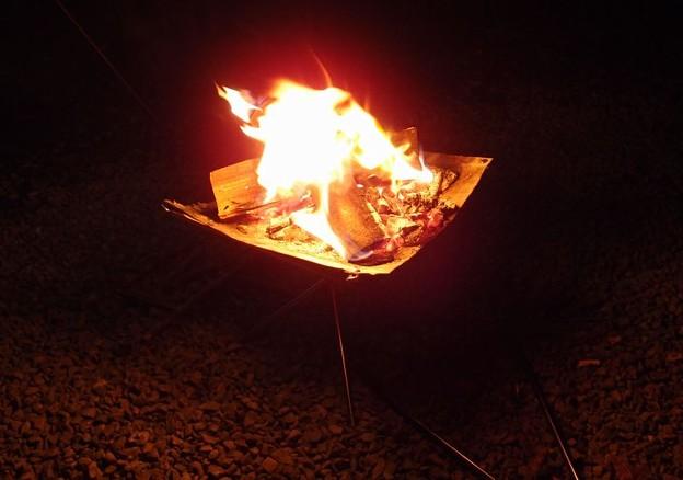 08_焚き火