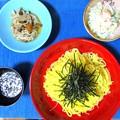 揖保乃糸の中華麺…