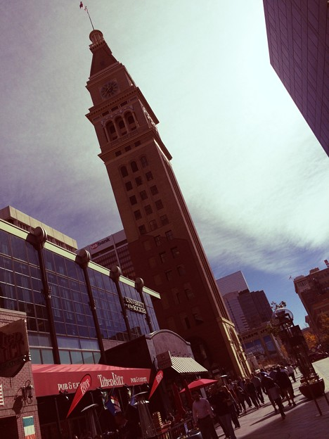 Downtown Denver...2