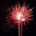 4th of July Fireworks...線香花火