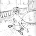 テレキャスター〔下描き〕