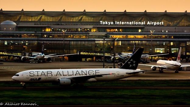 Photos: 町ぶら 羽田空港第一ターミナルビル