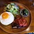 Photos: 今日のランチは郡山のBRUTAL KITCHEN おぐろさんでサルサソースで食べるジャークチキン