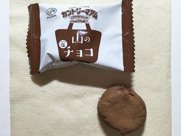20150715-01『不二家』の「カントリーマアム 山のチョコ」03