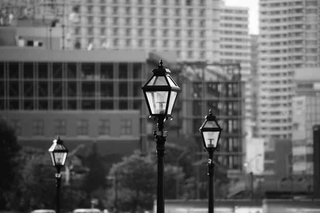 横浜の瓦斯灯