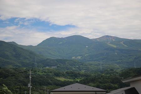 蔵王山 7月