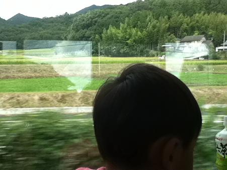 20110918篠山口に向かう電車内