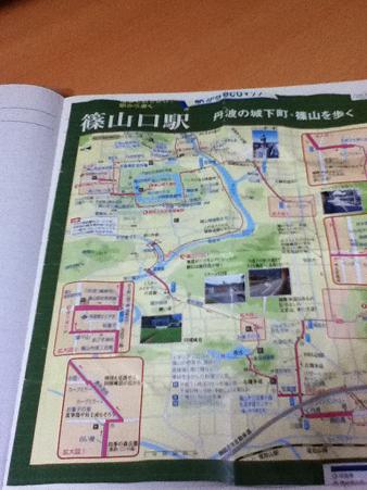 20110918丹波篠山観光マップ