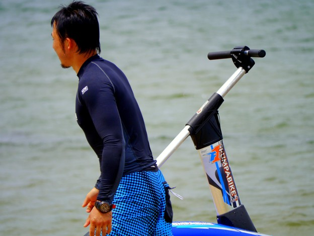 Photos: ビーチでEnjoy