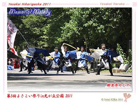 酔来亭セピア_13 - よさこい祭りin光が丘公園2011