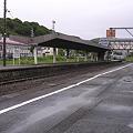 写真: 南稚内駅ホーム3