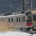 奥羽本線 650M 2012-02-25 2