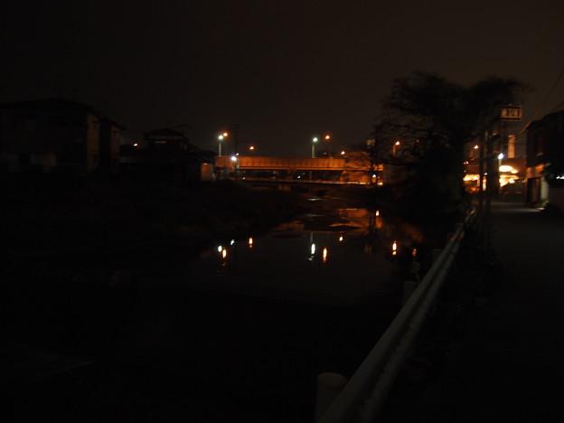 近所の川(14mm/F3.5)
