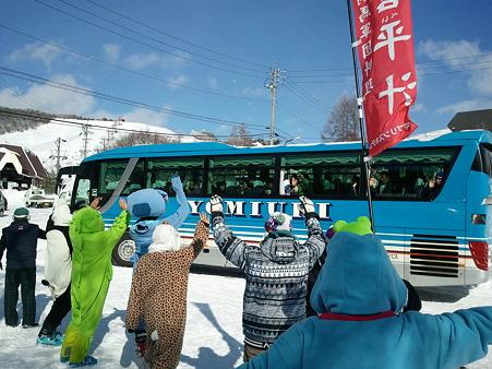 東村山四中お見送り 2012-01-24 (10)