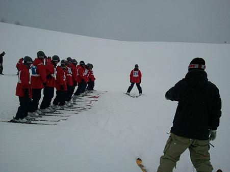 桶川中学校スキー教室@菅平高原2012-01-30 (2)