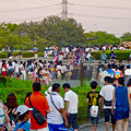 写真: 春日井市民納涼まつり 2015 No - 12:会場にいた沢山の人たち