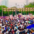 写真: 春日井市民納涼まつり 2015 No - 17:会場にいた沢山の人たち