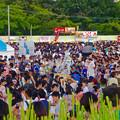 写真: 春日井市民納涼まつり 2015 No - 21:会場にいた沢山の人たち