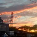 写真: 夏の夕焼け - 7