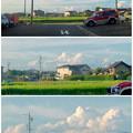 写真: 夏を感じる入道雲 - 7