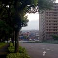 写真: 高蔵寺ニュータウンから見た、名駅ビル群 - 1