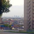 写真: 高蔵寺ニュータウンから見た、名駅ビル群 - 4