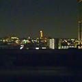 写真: エアポートウォーク名古屋 展望デッキから見た、東山スカイタワーのイルミネーション - 1