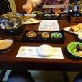 Photos: 縄文の宿まんてんの夕食