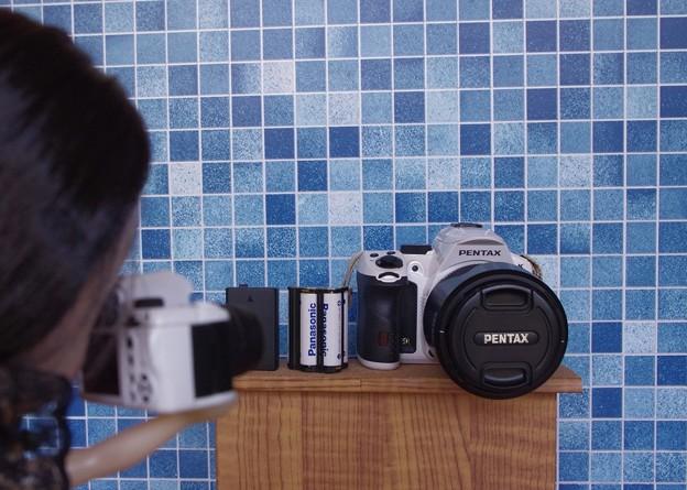 第98回モノコン  電池が使えるカメラ