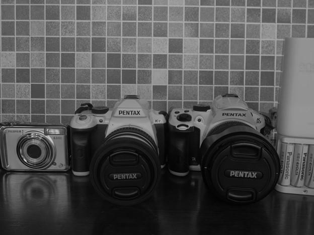 歴代カメラ