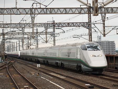E3系つばさ 東北新幹線小山駅02