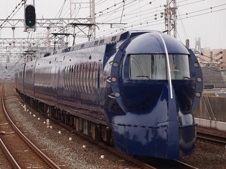 南海50000系特急ラピート 南海本線粉浜駅