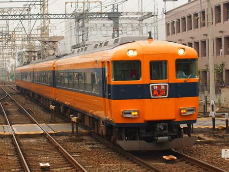近鉄12400系阪伊乙特急 近鉄大阪線弥刀駅