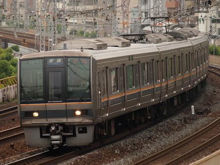 207系普通 東海道本線神戸~元町