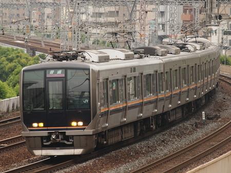 321系普通  東海道本線神戸~元町02