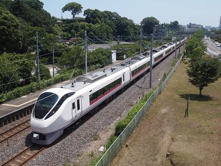 E657系特急ときわ常磐線偕楽園~赤塚02