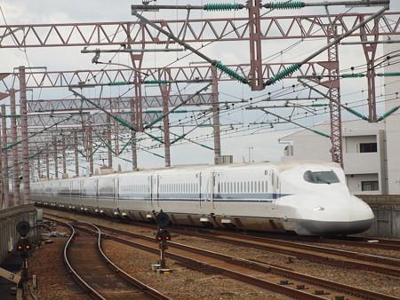 N700Aひかり 山陽新幹線西明石駅