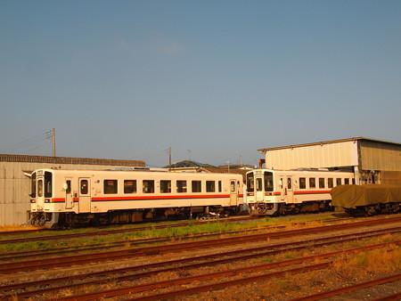ひたちなか海浜鉄道キハ11形 湊線那珂湊駅02