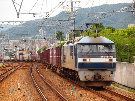 EF210貨物 東海道本線さくら夙川駅03