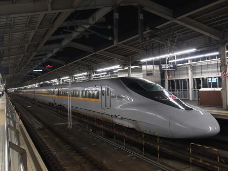 700系こだま 山陽新幹線新大阪駅02