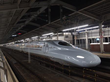 N700系こだま 山陽新幹線新大阪駅01