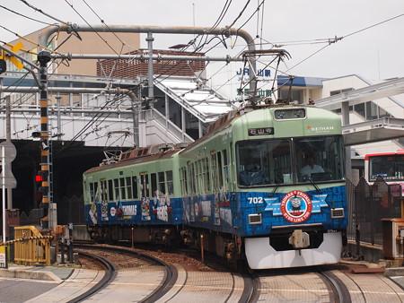 京阪700形 京阪石山坂本線石山~唐橋前01